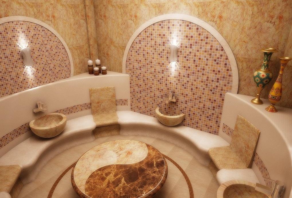 Хамам отличие от бани